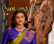 Keerthy Suresh thinks she could handle 2   #cumland from keerthy suresh cum land fakes inssia