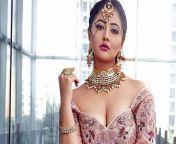 Deep cleavage (Rashmi Desai) from rashmi desai xxx sex